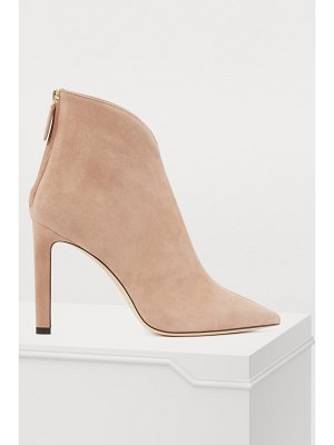 Jimmy Choo Bowie 100 ankle boots