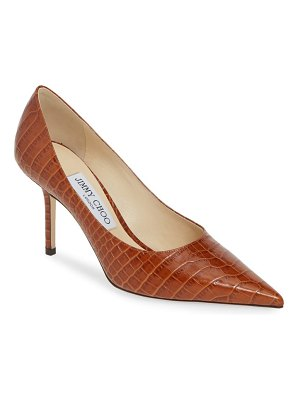Jimmy Choo love pointy toe pump
