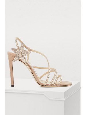 Jimmy Choo Lynn 100 sandals