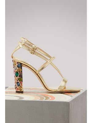 Jimmy Choo Maeva 100 sandals