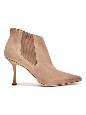 Jimmy Choo maiara 90 suede ankle boots