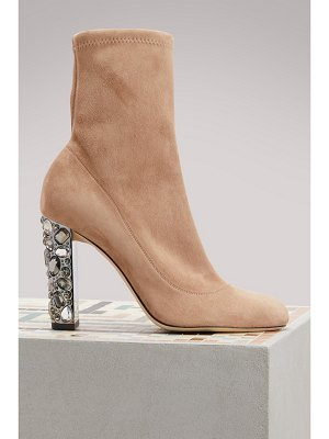 Jimmy Choo Maine 100 ankle boots