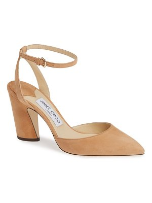 Jimmy Choo micky ankle strap pump