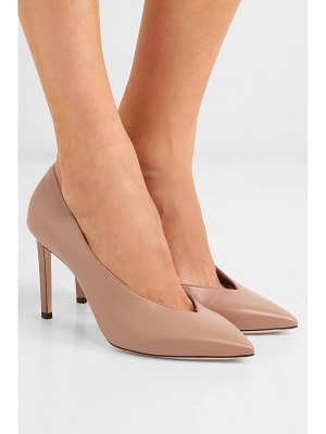 Jimmy Choo sophia 85 leather pumps