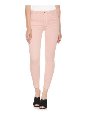 JOE'S Charlie High Waist Ankle Skinny Jeans