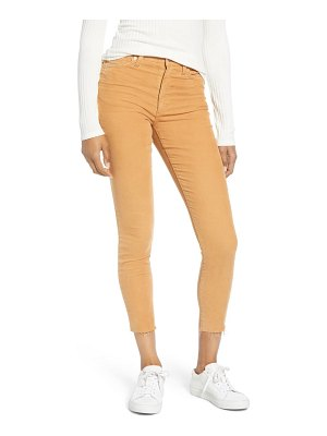 Joe's the charlie high waist ankle skinny jeans