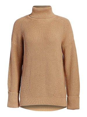 Joie aleck ribbed turtleneck sweater