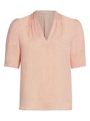 Joie ance silk blouse