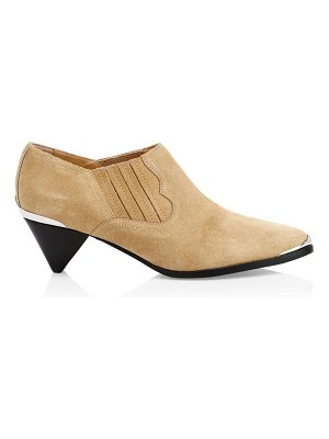 Joie baler suede ankle boots