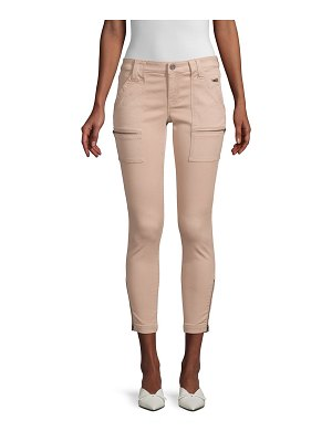 Joie park zippered skinny pants