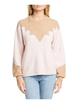 Joie zinca wool blend sweater