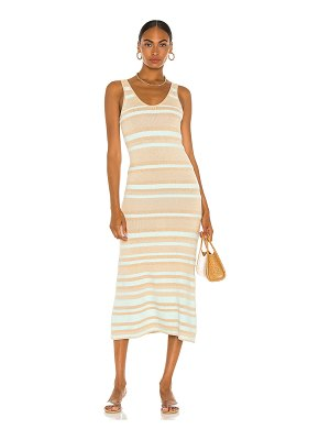 JoosTricot linen tank dress