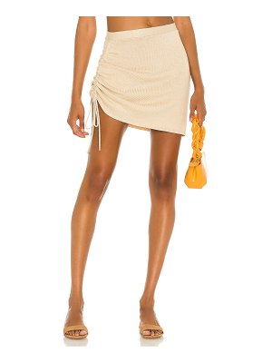 JoosTricot string mini skirt