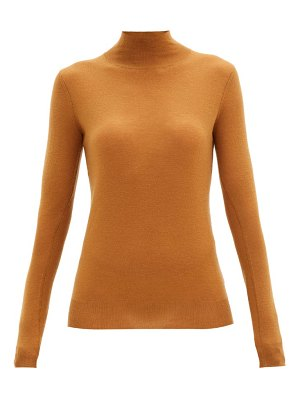 Joseph cashair high-neck cashmere sweater