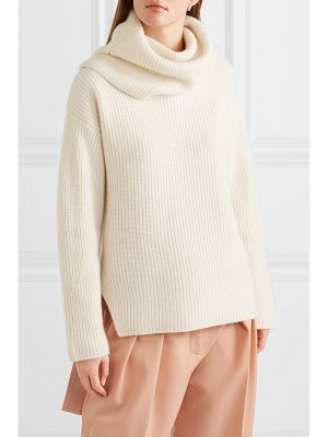 Joseph ribbed cashmere turtleneck sweater