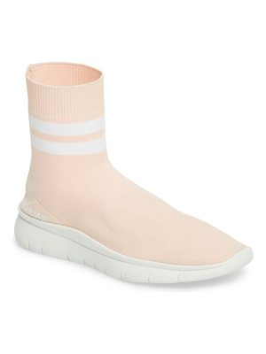 JOSHUA SANDERS jump high top sock sneaker