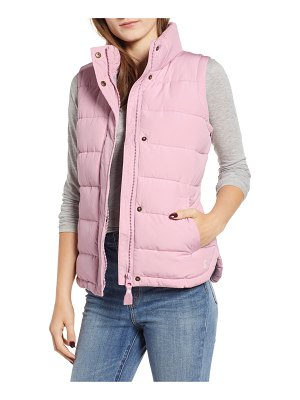 Joules padded vest