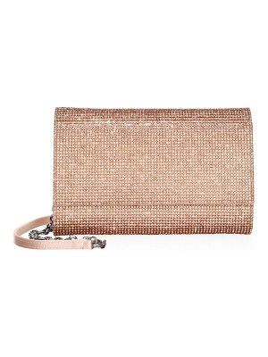 Judith Leiber Couture fizzoni embellished box shoulder bag