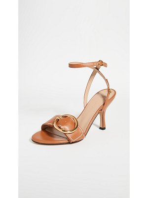 J.w.anderson buckled high sandals