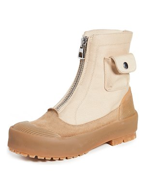 J.w.anderson duck boots