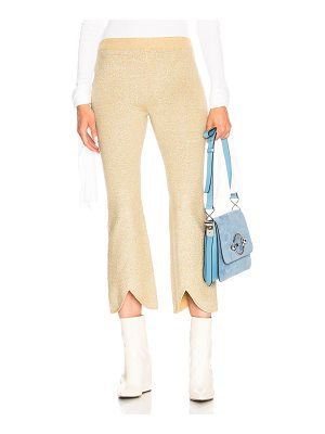 J.w.anderson Knitted Pant