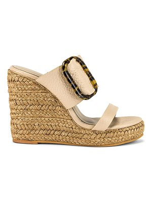 KAANAS kos two strap wedge