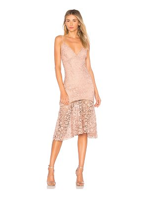 KARINA GRIMALDI Diana Lace Dress