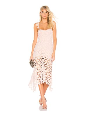 Karina Grimaldi Irma Lace Dress