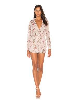KARINA GRIMALDI Valentina Floral Shirt Dress