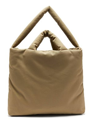 Kassl Editions oil large padded canvas tote bag