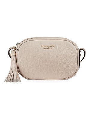 Kate Spade New York annabel leather zip medium camera bag