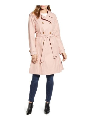 Kate Spade New York belted trench coat