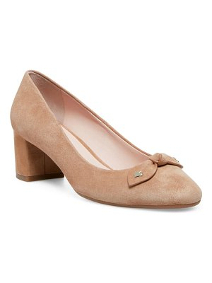 Kate Spade New York benice block heel pump