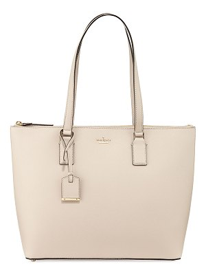 Kate Spade New York cameron street lucie leather tote bag