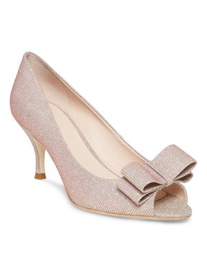 Kate Spade New York cecelia peep toe pump