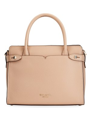 Kate Spade New York classic medium leather satchel bag