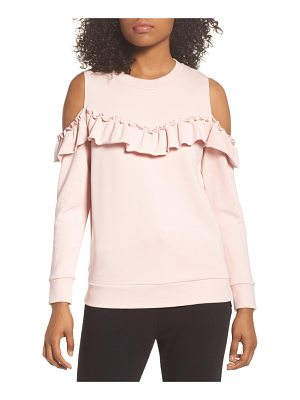 Kate Spade New York cold shoulder sweatshirt