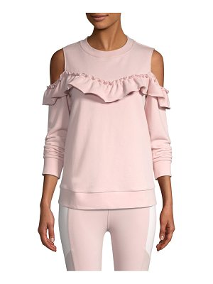 KATE SPADE NEW YORK Cold Shoulder Top
