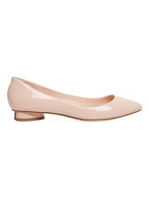 Kate Spade New York fallyn patent leather flats