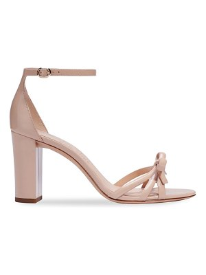 Kate Spade New York flamenco bow ankle-strap sandals