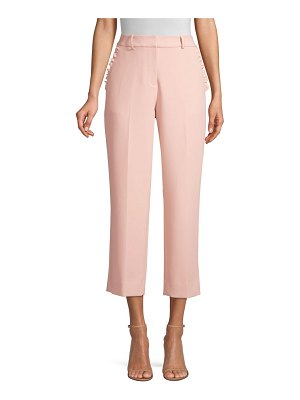 Kate Spade New York glitzy ritzy ruffle pocket pants