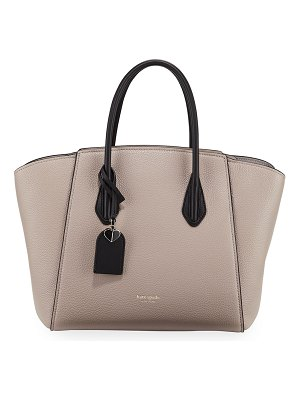 Kate Spade New York grace large leather satchel bag