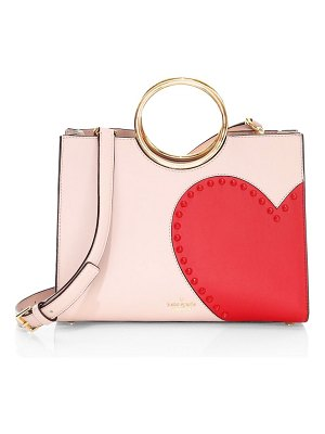 Kate Spade New York heart it sam leather bag
