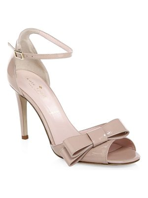 Kate Spade New York ismay leather stiletto sandals