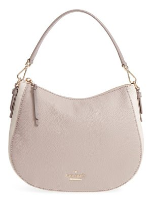 KATE SPADE NEW YORK Jackson Street Small Mylie Leather Hobo