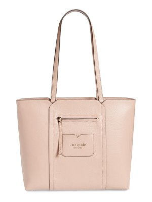 Kate Spade New York large florence leather tote