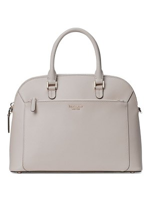 Kate Spade New York medium louise dome leather satchel