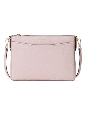 Kate Spade New York medium margaux leather crossbody bag