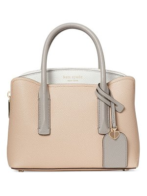 Kate Spade New York mini margaux leather satchel