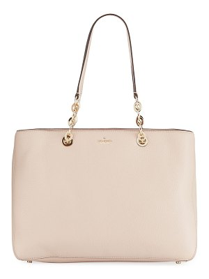 Kate Spade New York murray street dee zip-top shoulder tote bag